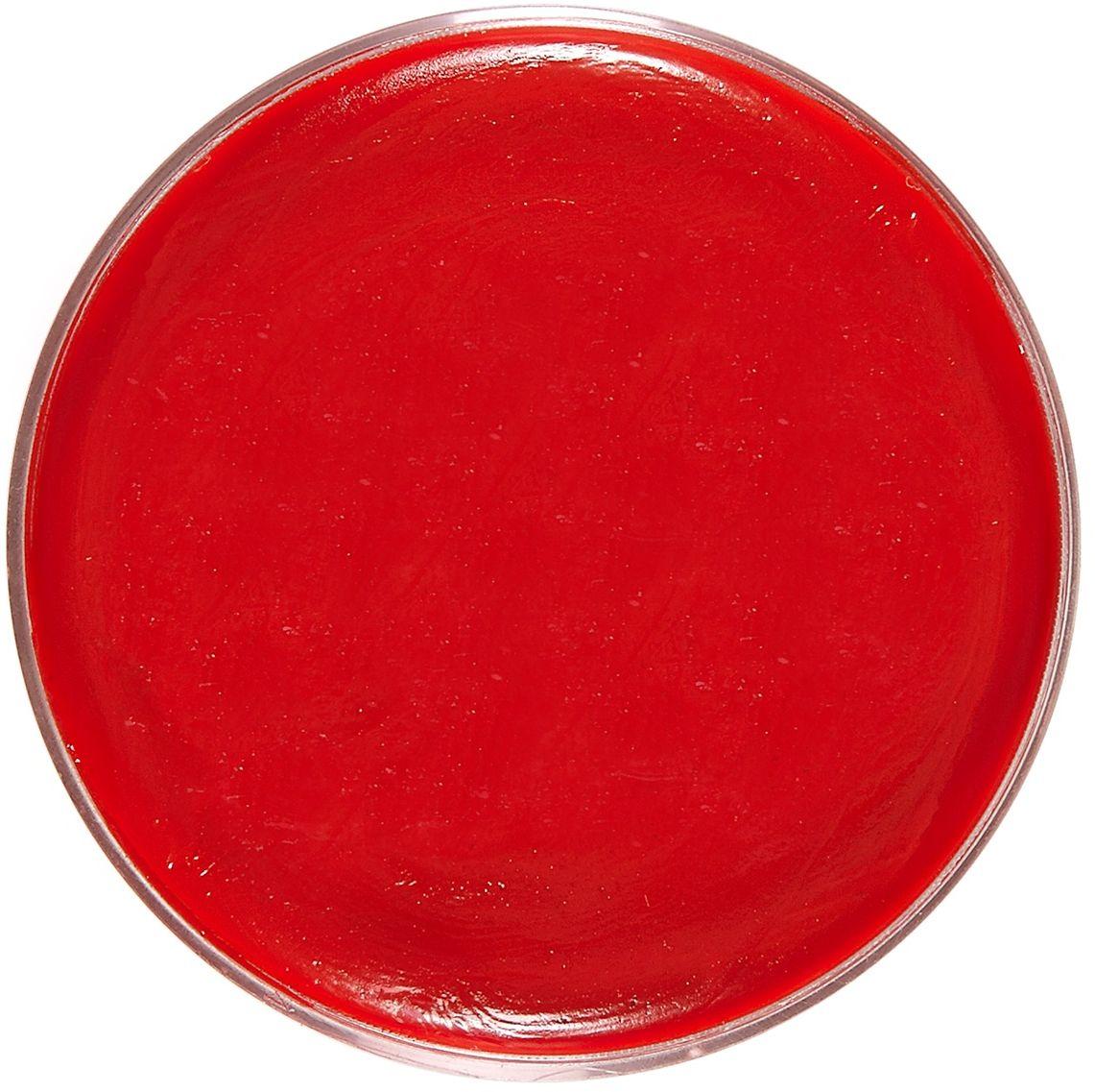 Rode waterbasis make up