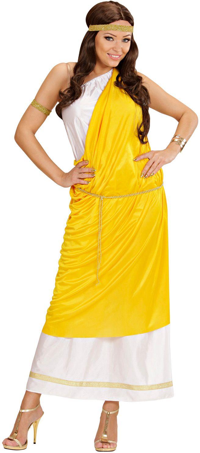Romeinse dame kostuum