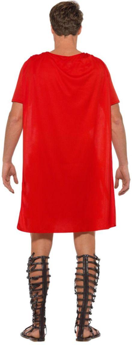 Romeinse gladiator kostuum goud