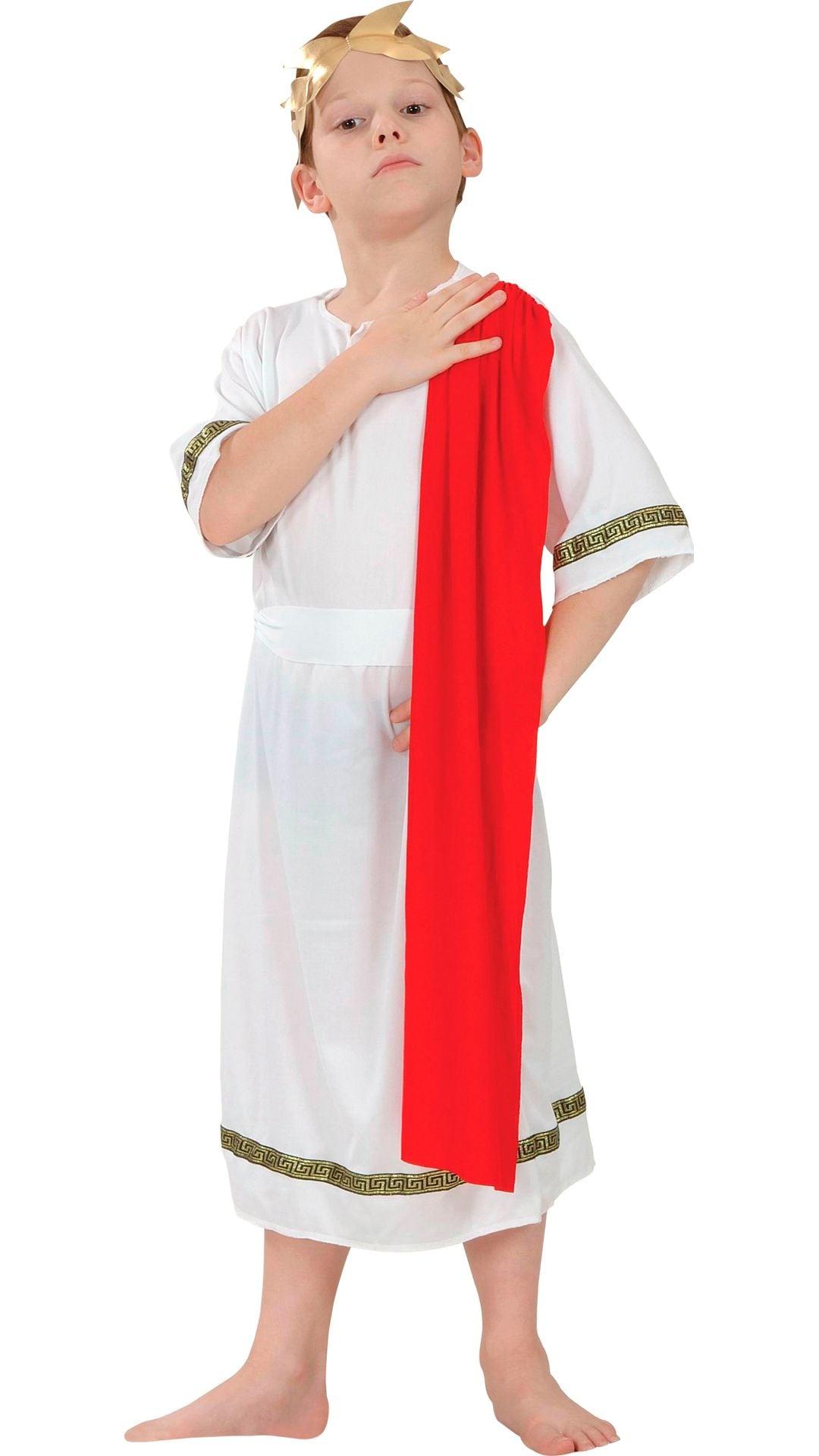 Romeinse keizer kostuum jongens