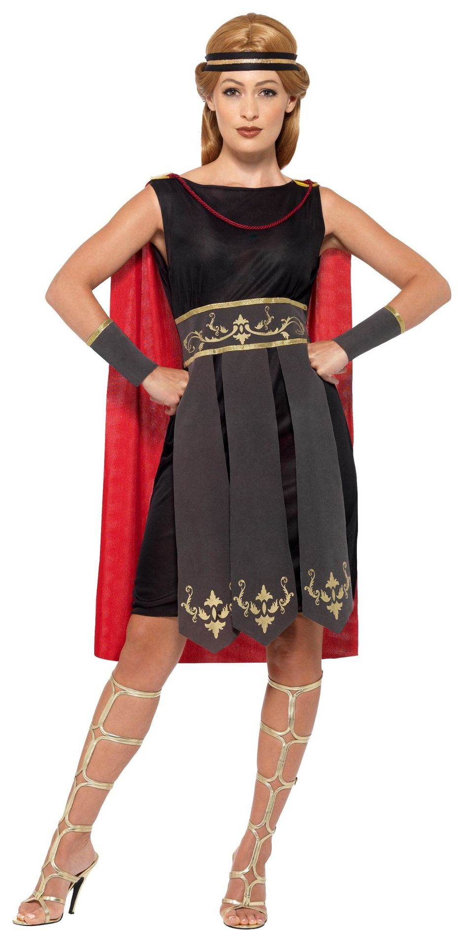 Romeinse krijger dames