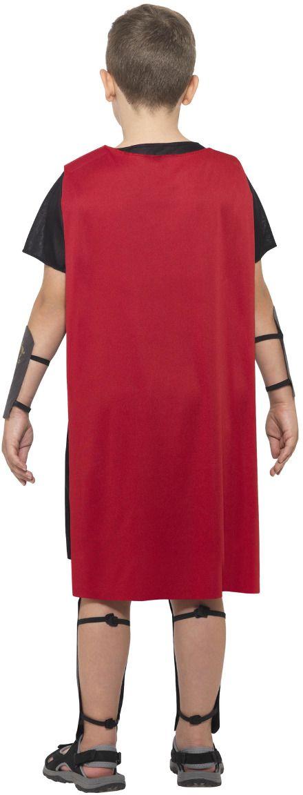 Romeinse soldaat kostuum zwart