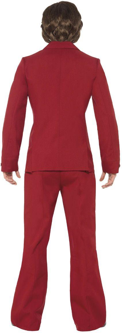 Ron Burgundy kostuum