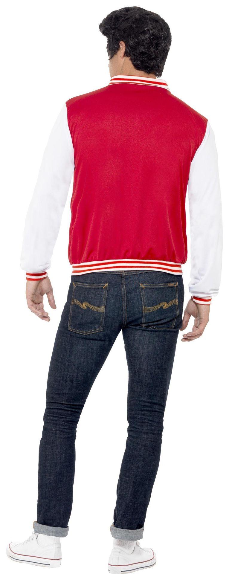 Rood Grease jasje