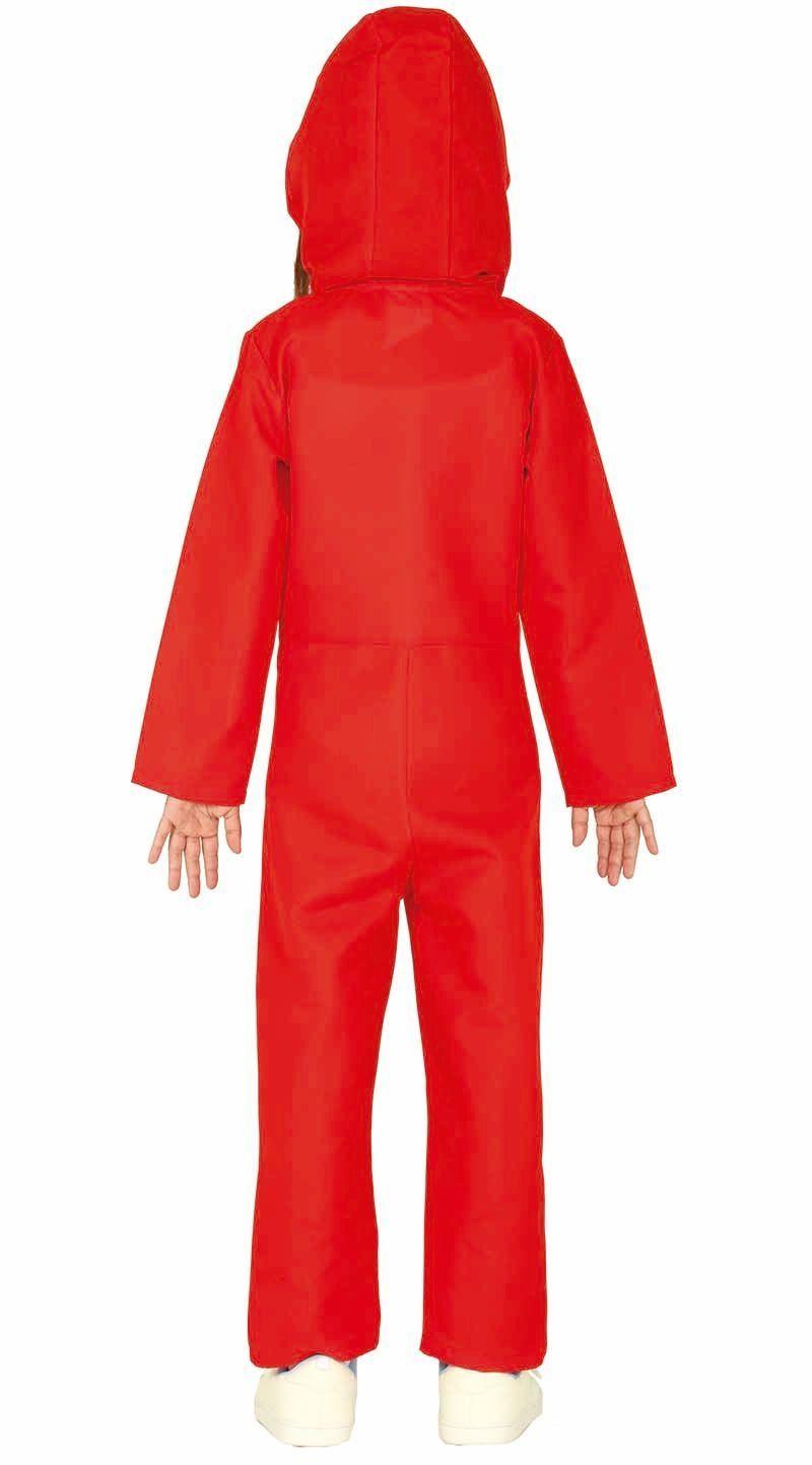 Rood overall kind