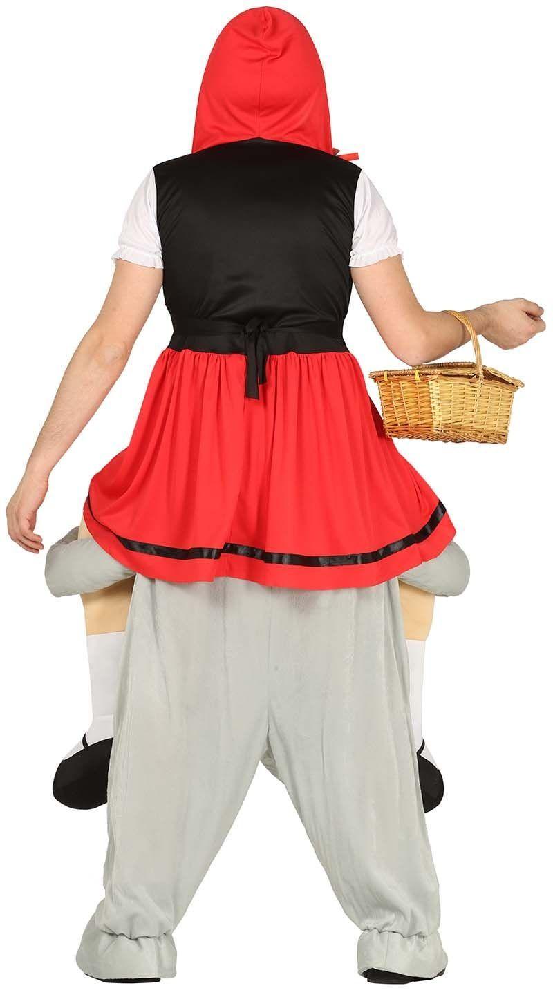 Roodkapje Carry Me kostuum