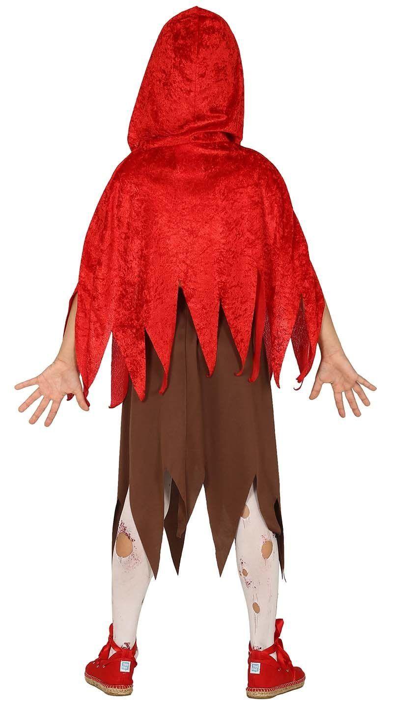 Roodkapje horror meisje