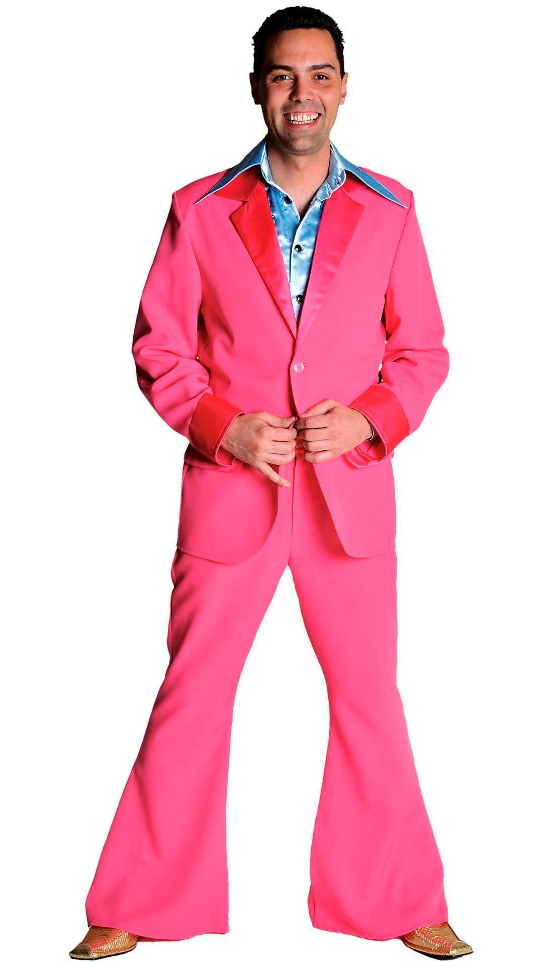Roze 70s pak