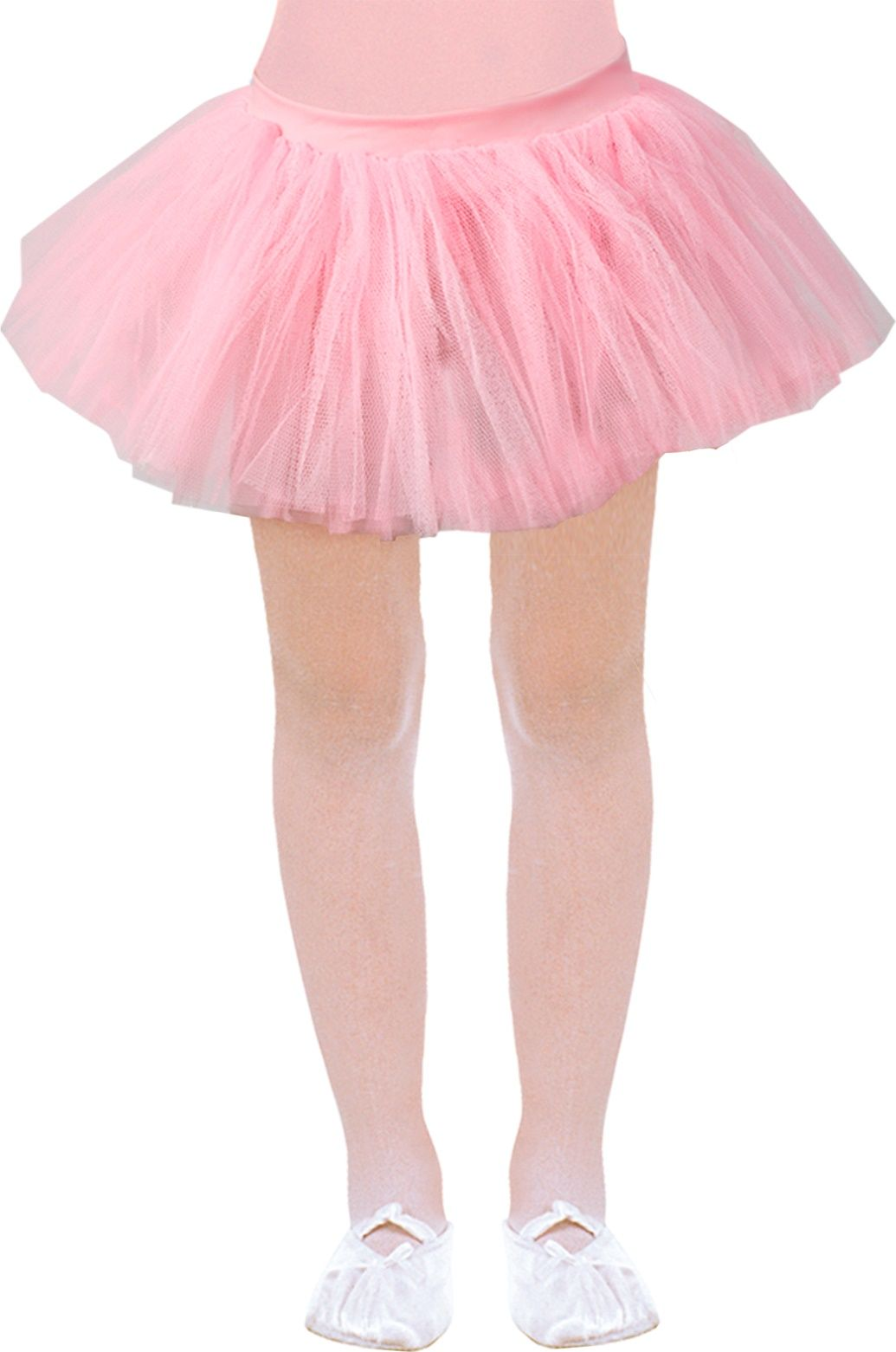 Roze ballerina tutu