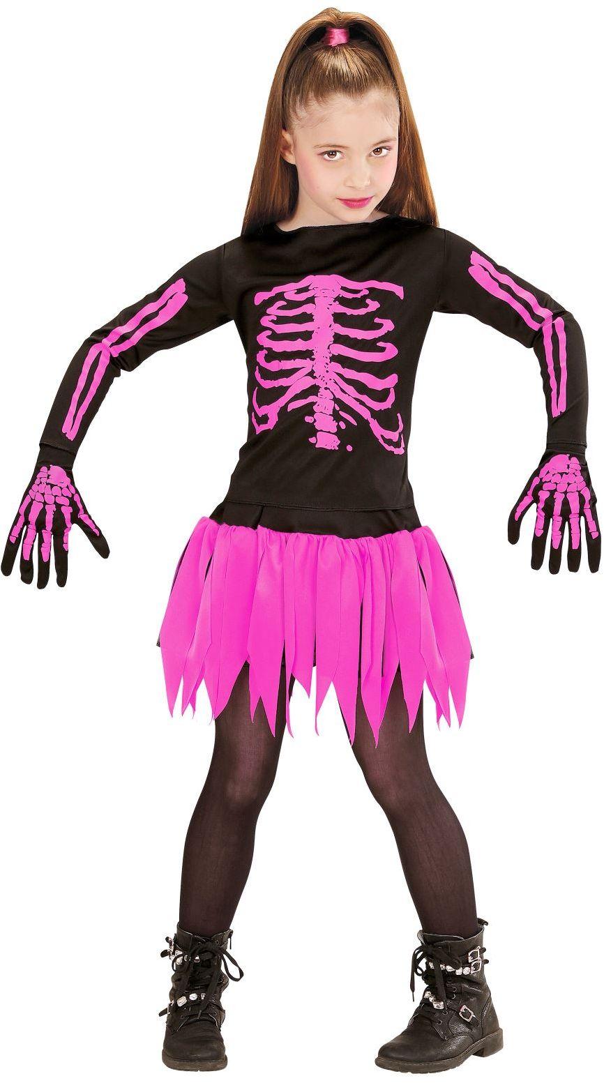 Roze ballerina xray skelet