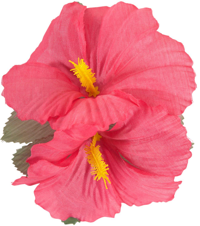Roze bloemen haarclip