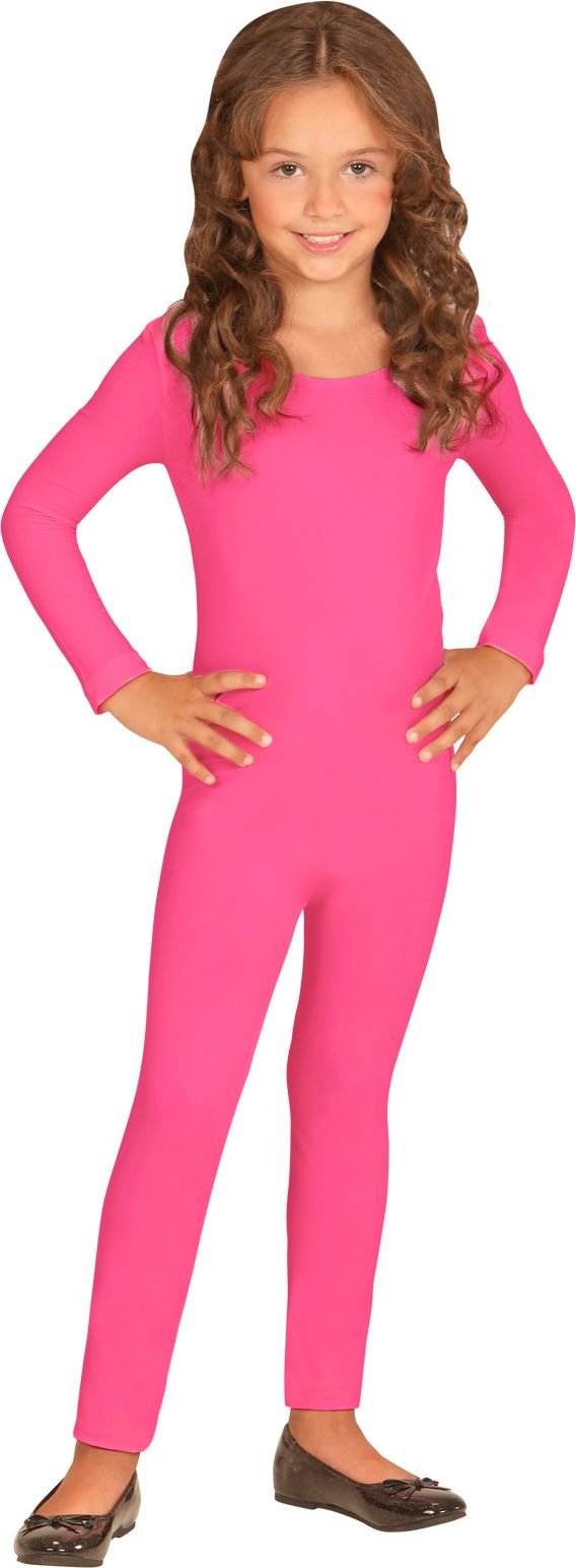 Roze bodysuit kind