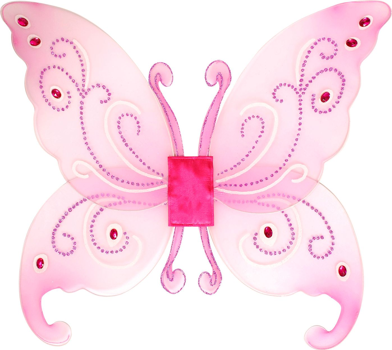 Roze fantasie vleugels