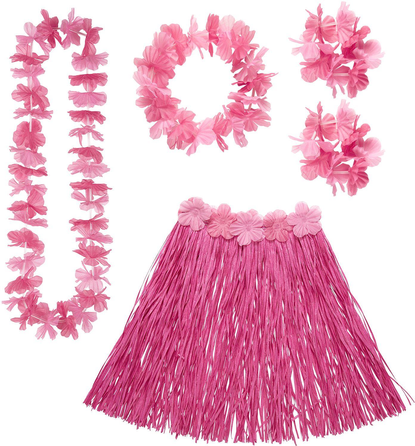 Roze Hawaii set