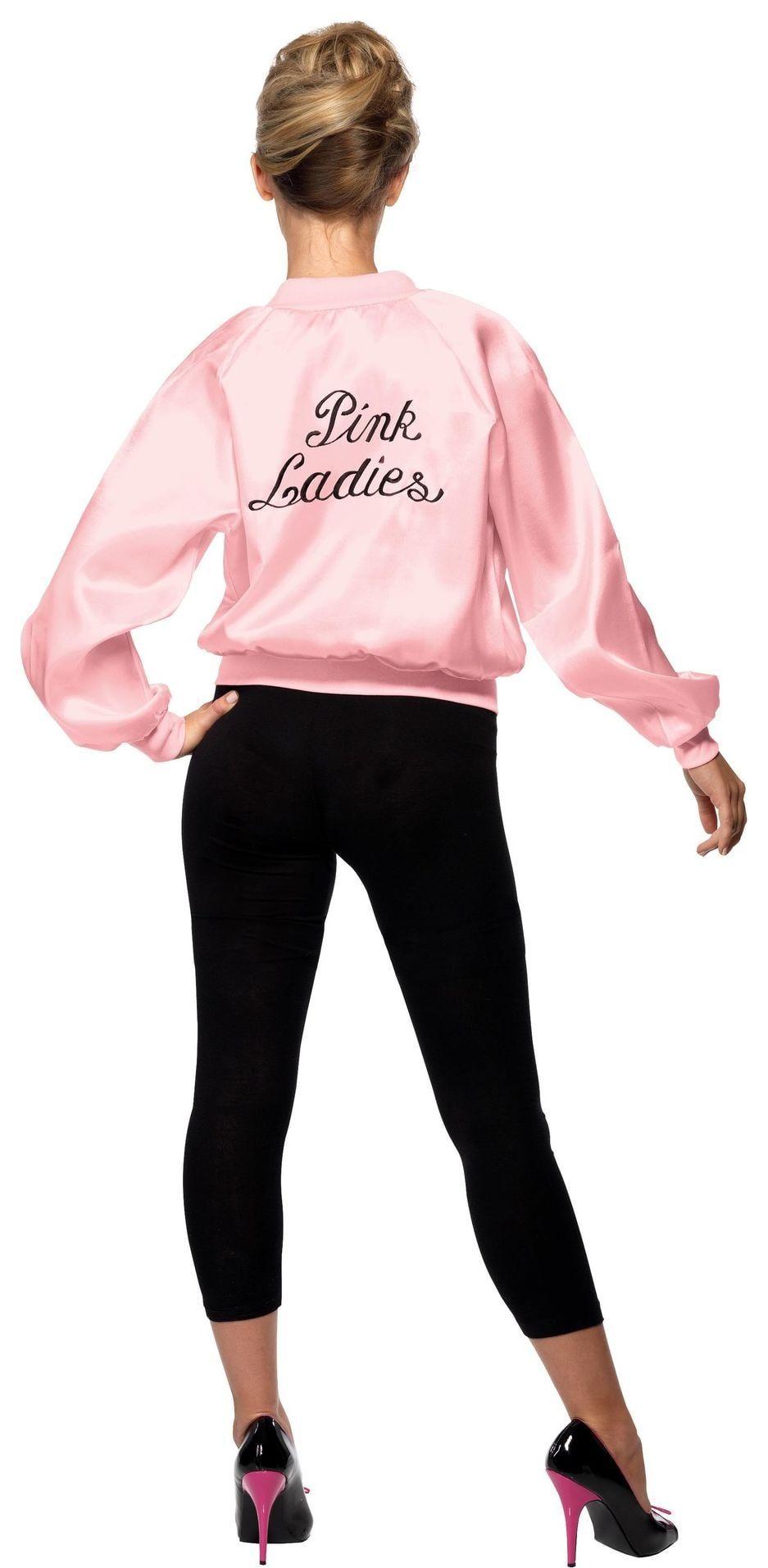 Roze jasje Grease