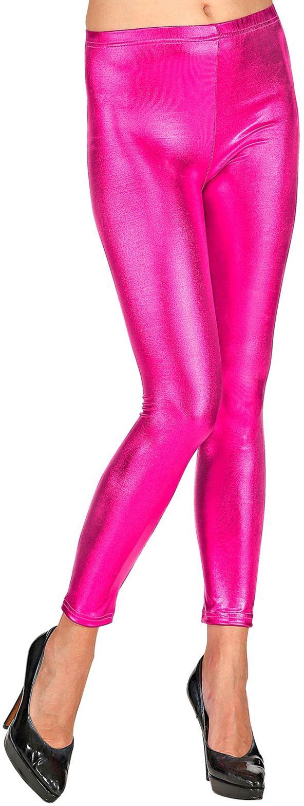 Roze legging dames