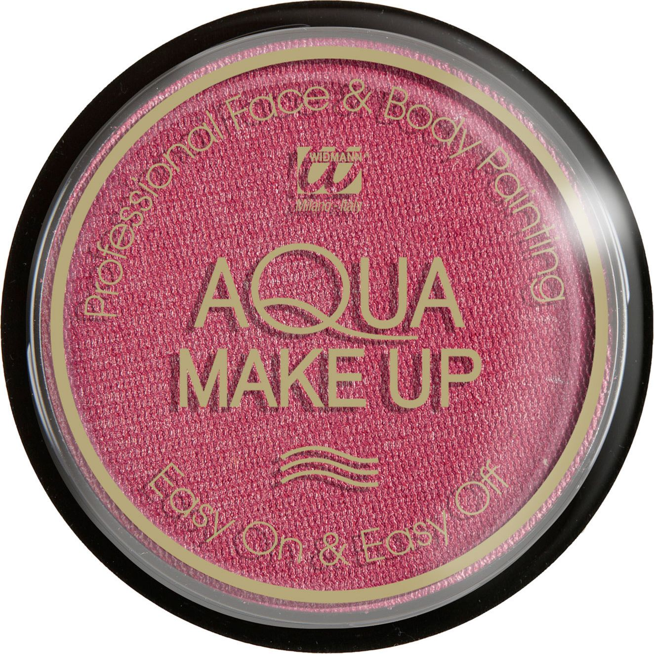 Roze make-up waterbasis metallic