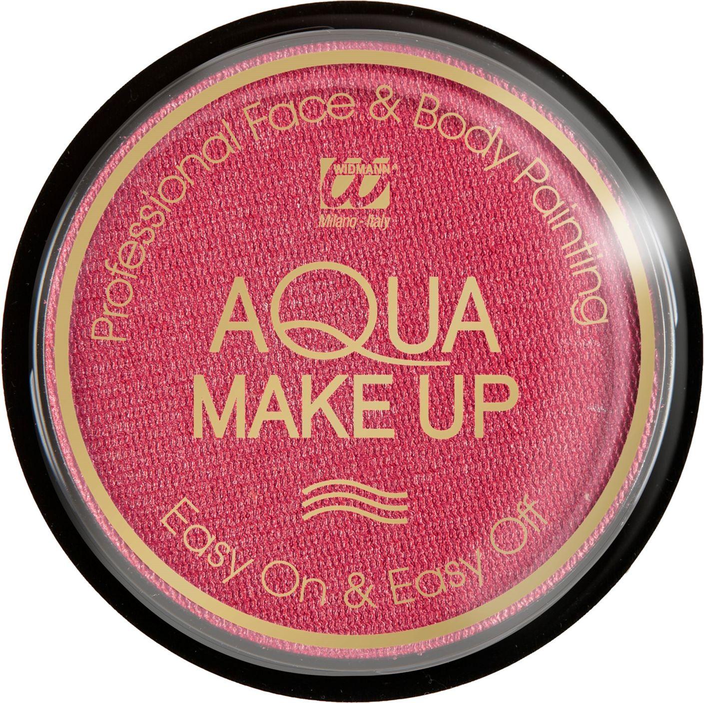 Roze make-up waterbasis metallic