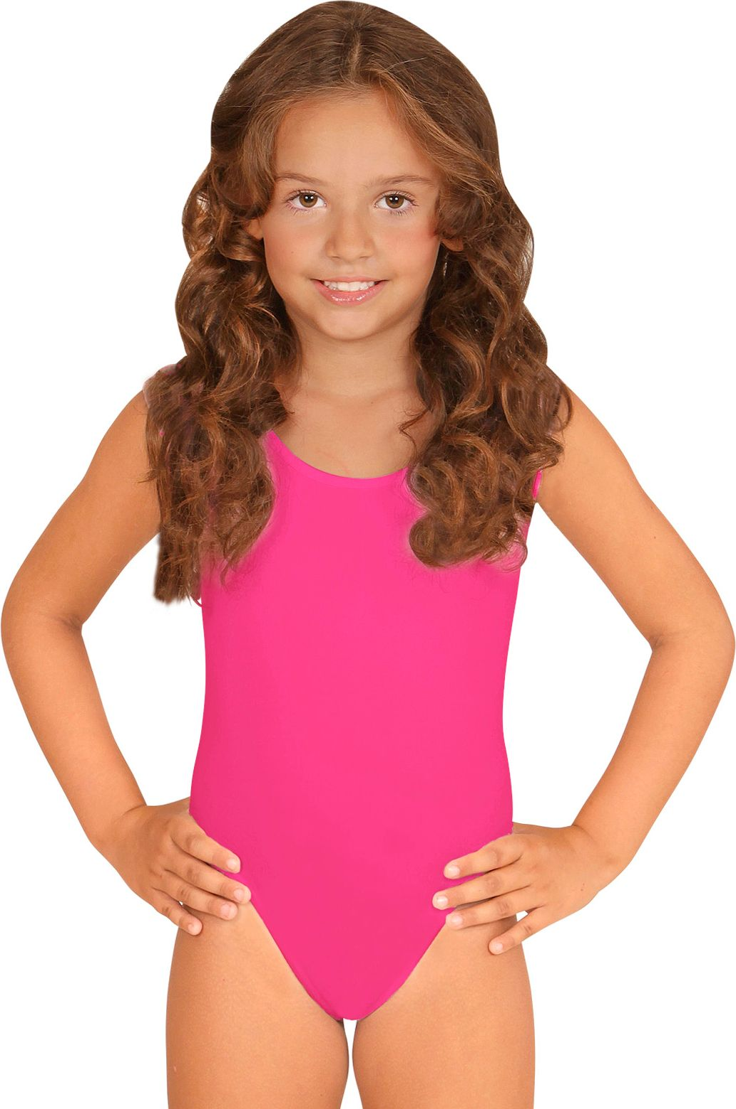 Roze turnpakje meisjes