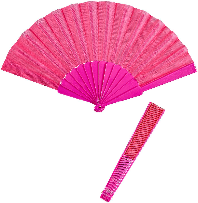 Roze waaier