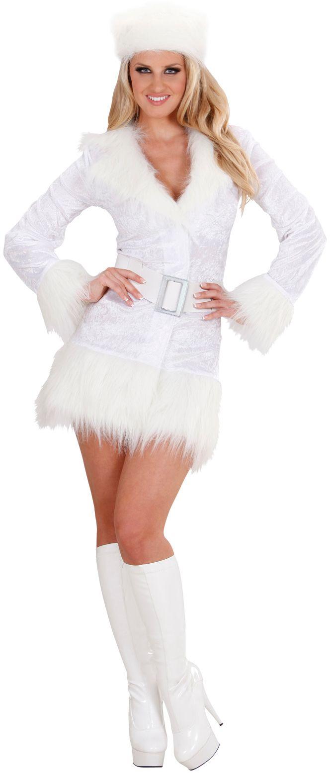 Russisch meisje kostuum