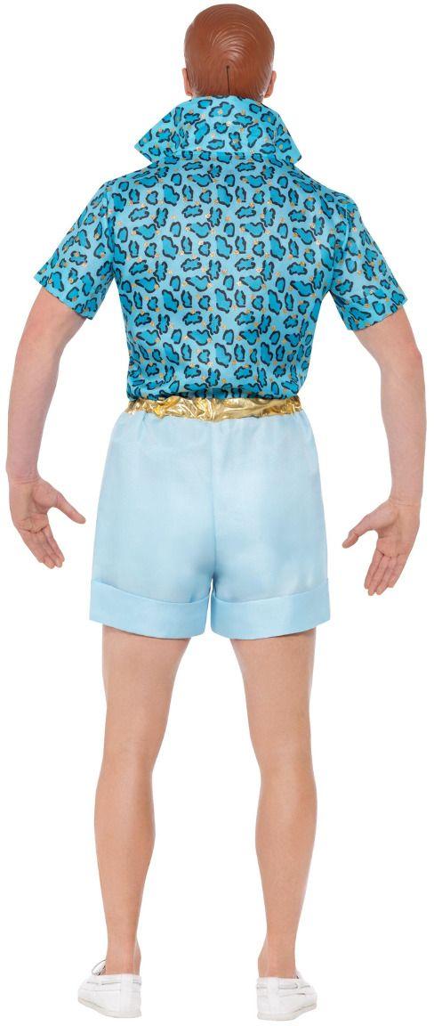 Safari Ken kostuum