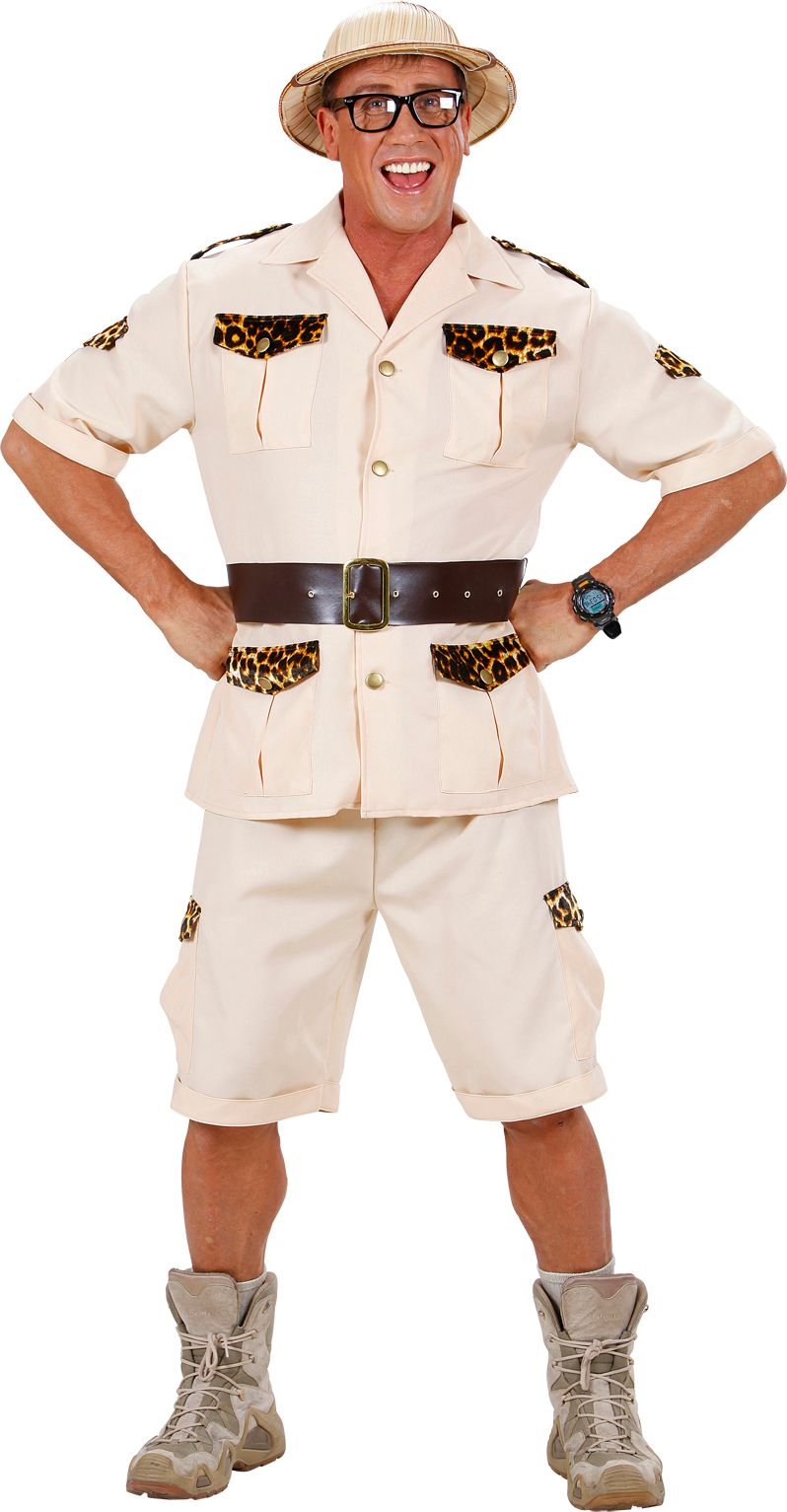 Safari man