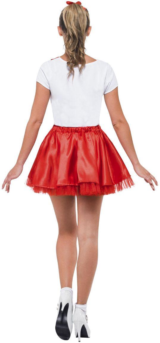 Sandy cheerleader grease kostuum