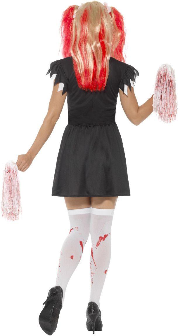 Satan cheerleader dames