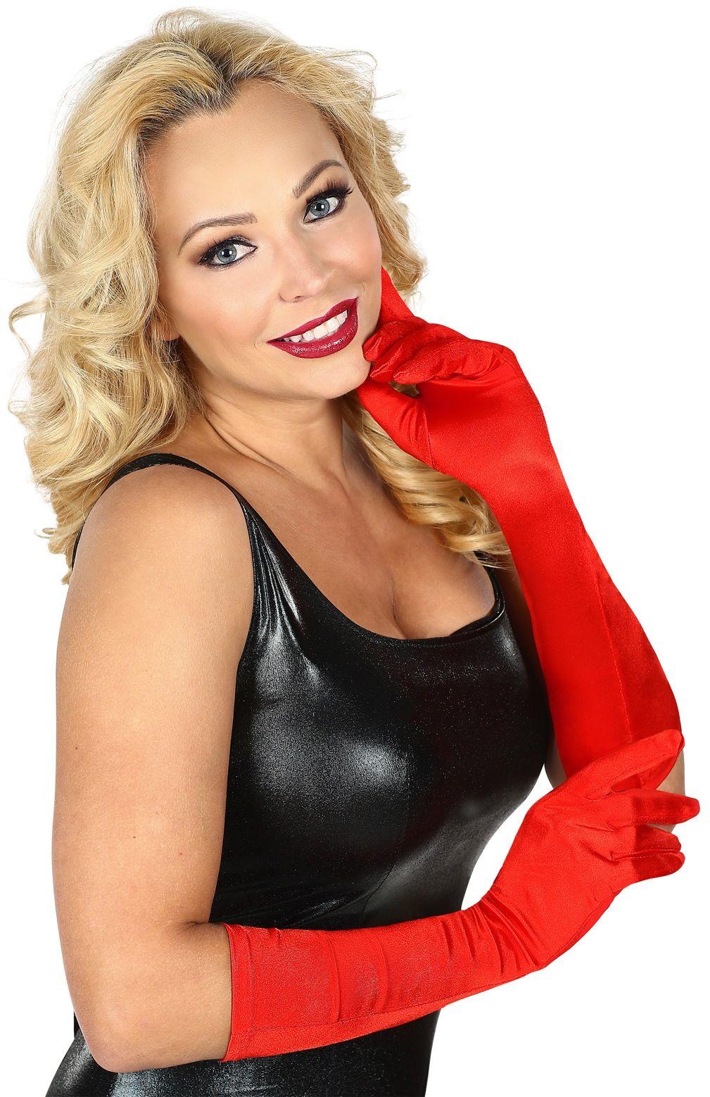 satijnen-handschoenen-rood