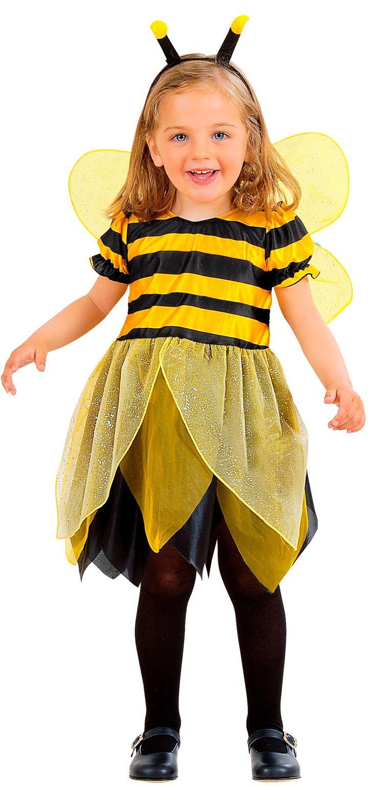 Schattig bijen jurkje meisjes