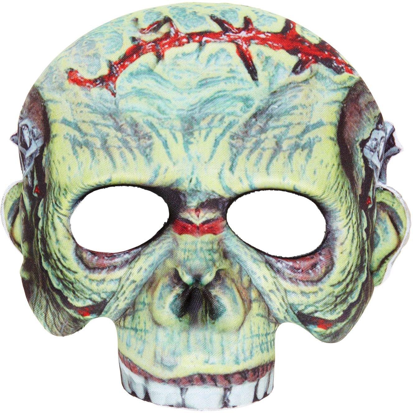 Schedel masker stof