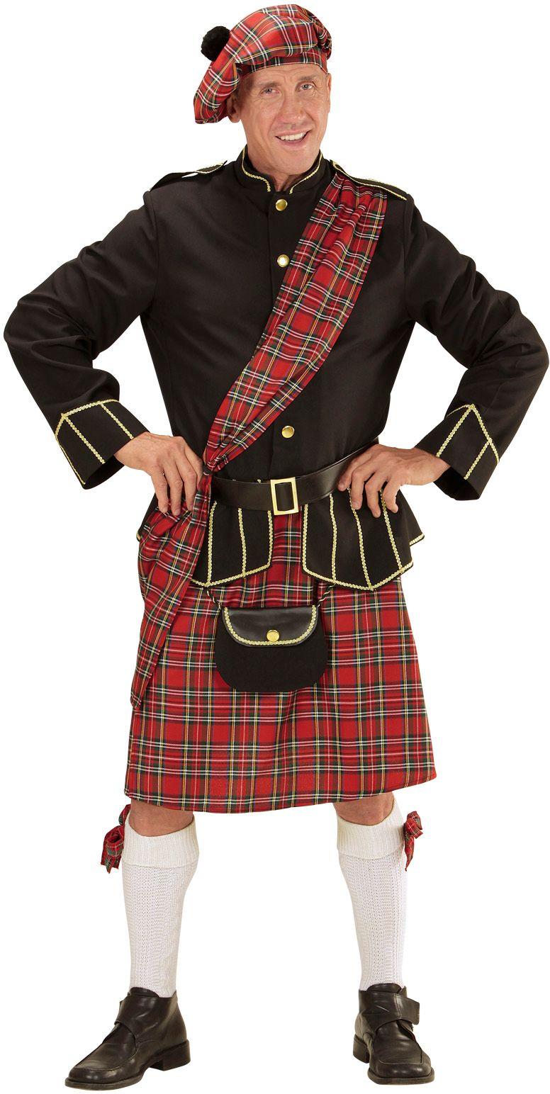 Schotland kostuum