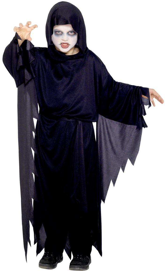 Scream geest outfit jongens