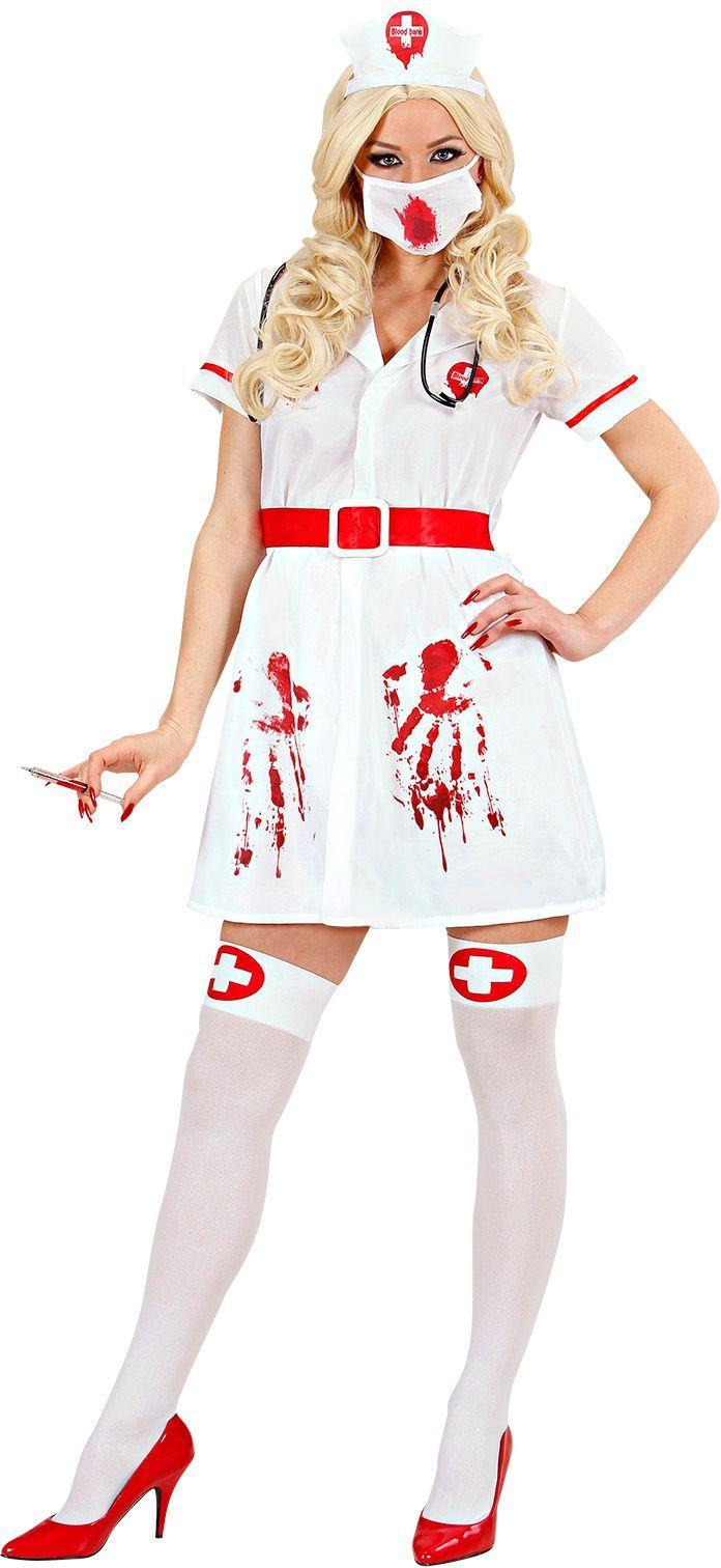 Sexy bloederige verpleegster