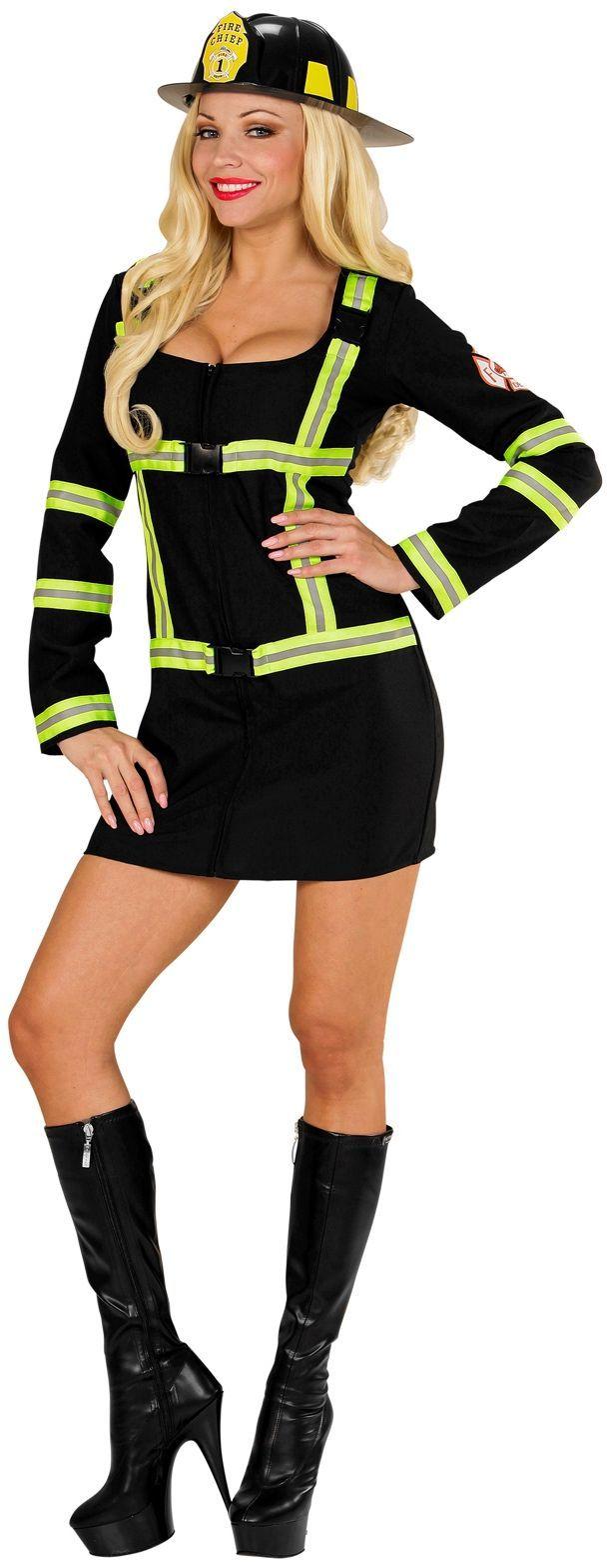 Sexy Brandweerjurkje dames