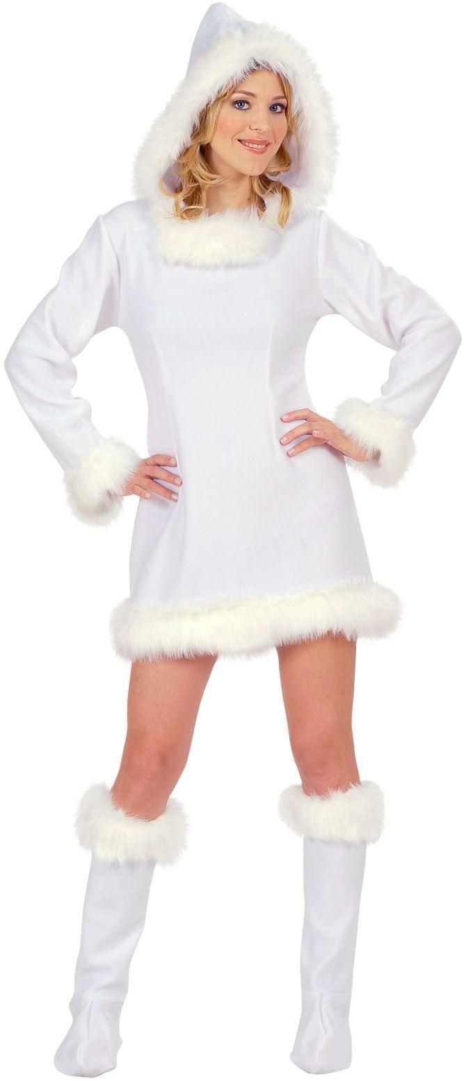 Sexy eskimo meisje