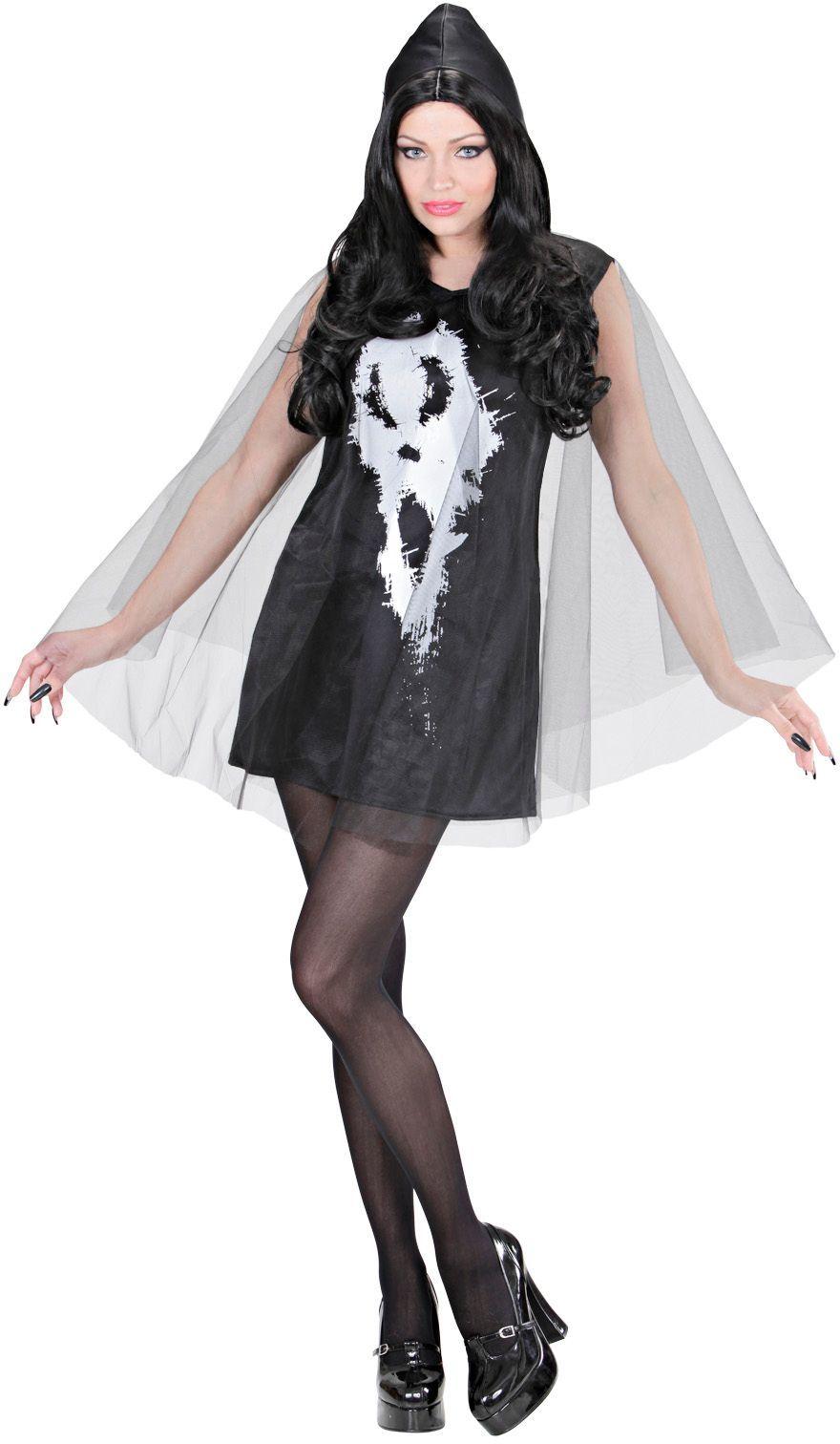 Sexy geestige jurk