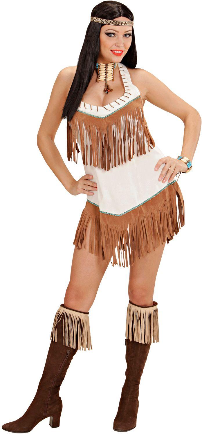 Sexy Indianen kostuum