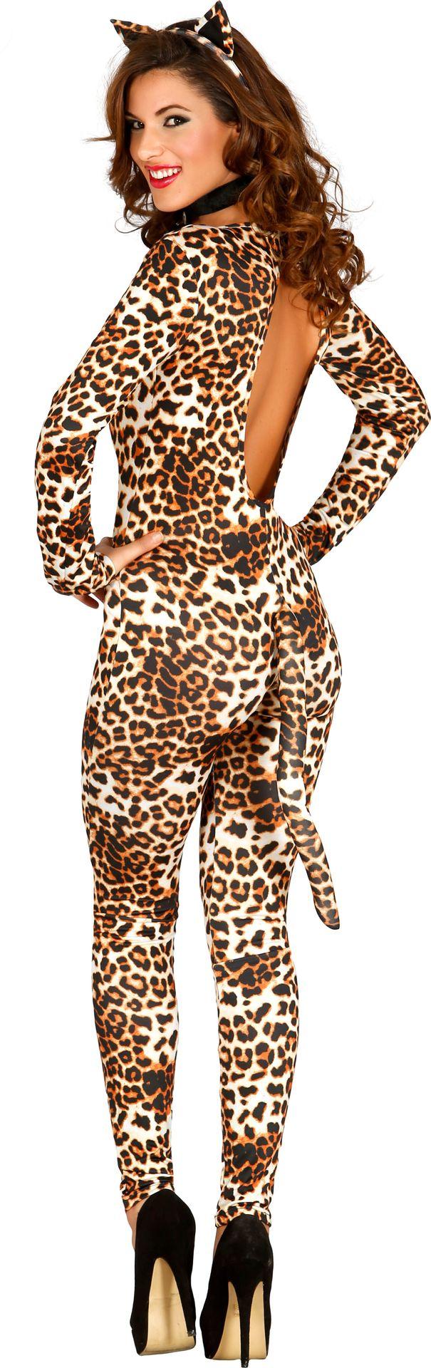 Sexy luipaard onesie