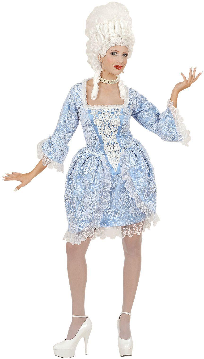 Sexy markiezin barok kostuum