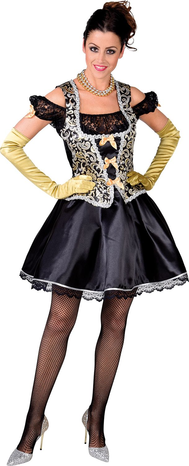Sexy markiezin jurk dames