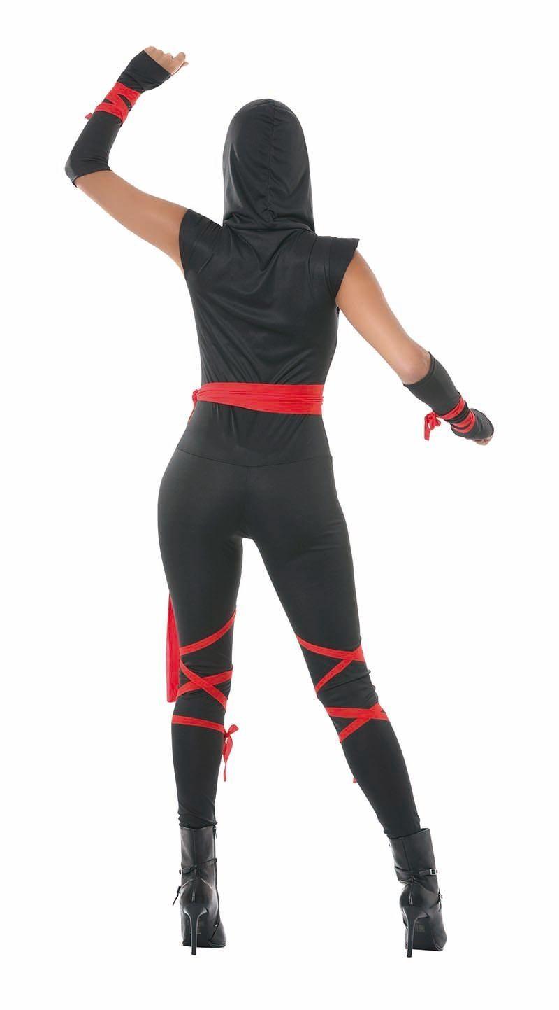 Carnavalskleding Dames Ninja.Sexy Ninja Kostuum Dames Carnavalskleding Nl
