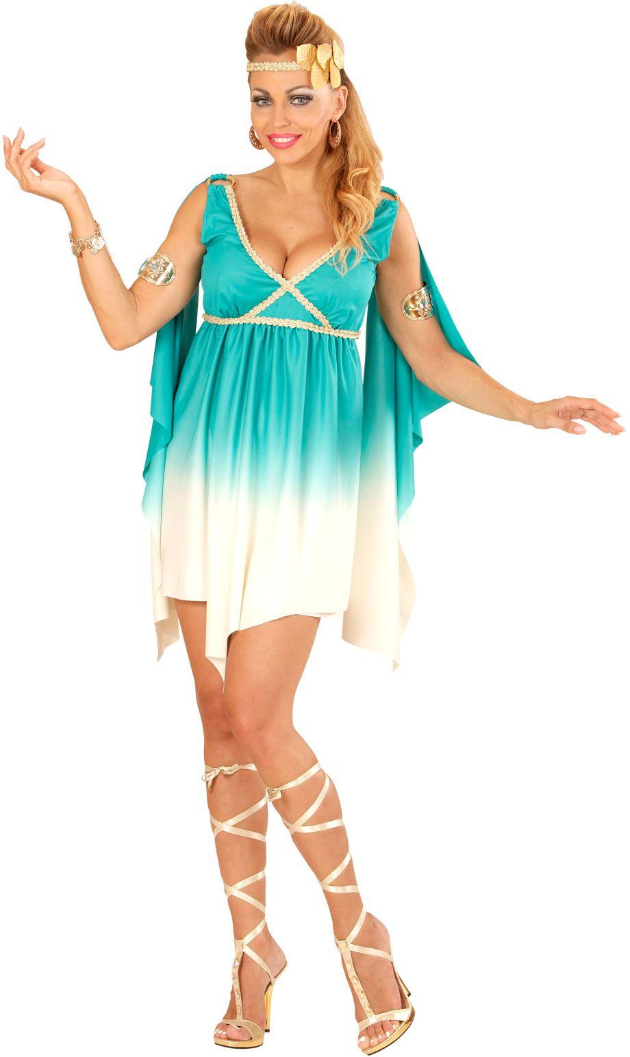 Sexy olympus jurk