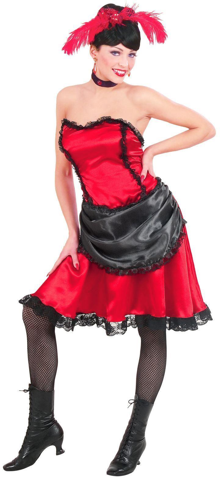 Sexy Saloon kostuum