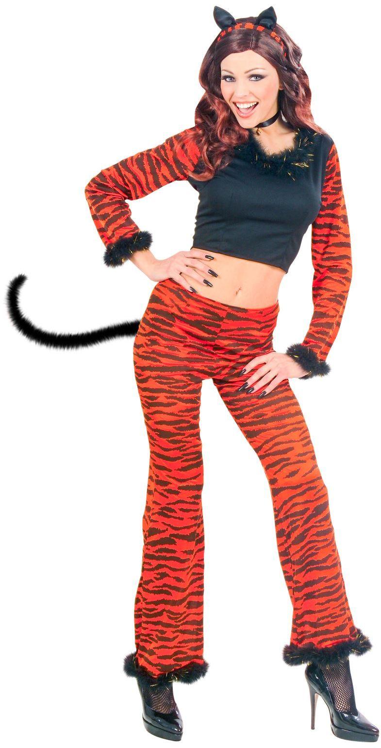 Sexy tijger pakje