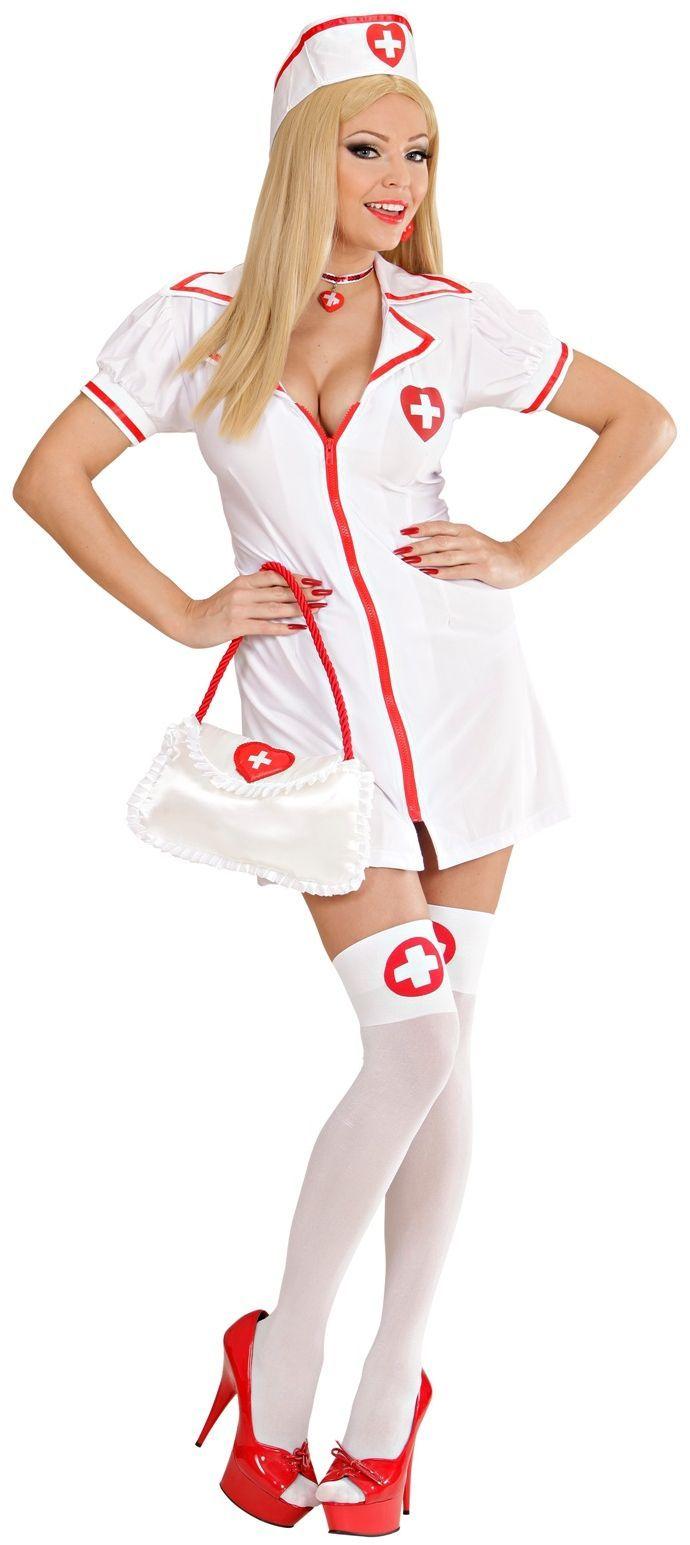 Sexy verpleegster kostuum