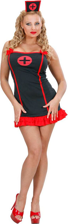 Sexy Verpleegster Zwart