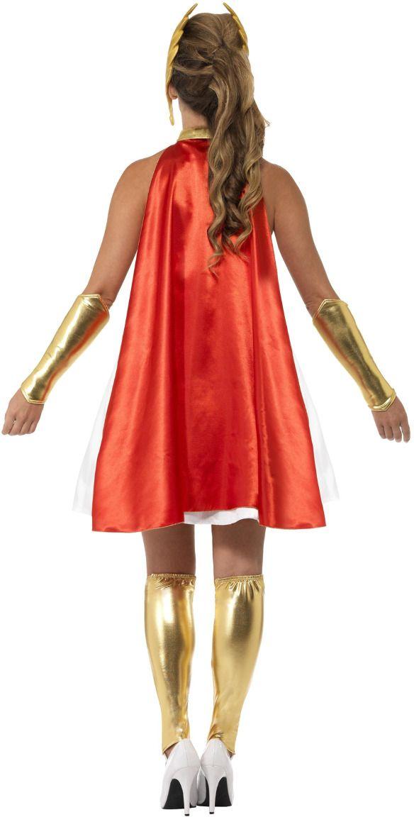 She-Ra latex kostuum