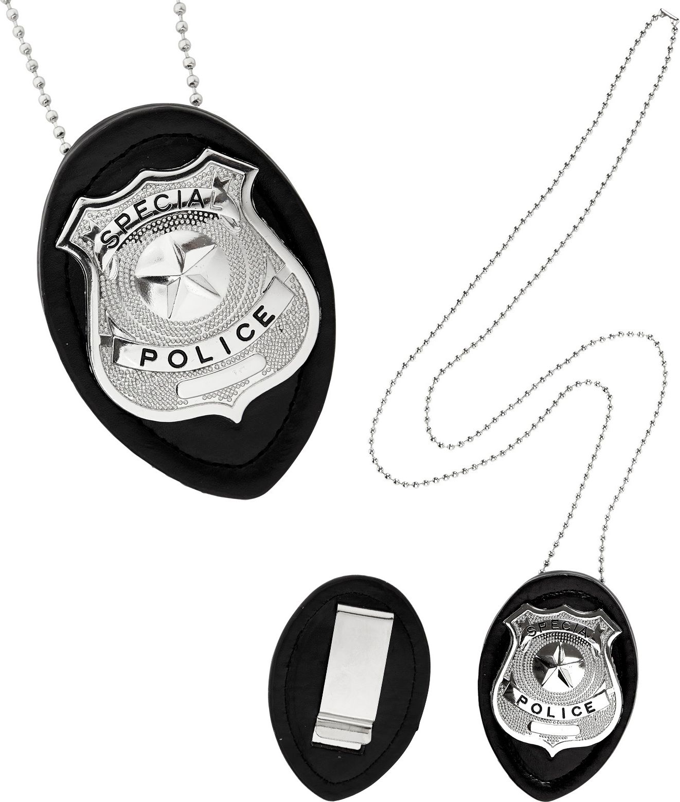 Sheriff ster ketting